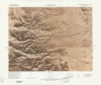 CIM NM-MX Sheet 65 [New Mexico  - Chihuahua, 1979] West of Antelope Wells port of entry