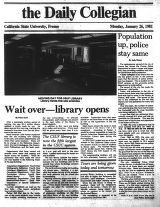 1981_01 The Daily Collegian January 1981