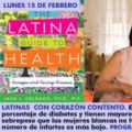 HEART HEALTHY LATINAS.