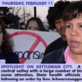 SPOTLIGHT ON KETTLEMAN CITY.
