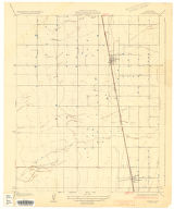 California (Tulare County) Pixley quadrangle /topography by H.L. McDonald.