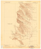 Kurand quadrangle, California (Glenn County)[cartographic material] /Department of the Interior,...