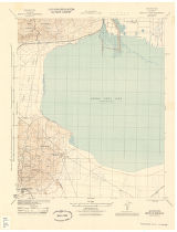 Mouth of Kern quadrangle, California [cartographic material] : 7.5 minute series, grid zone...