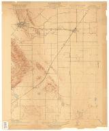 California Solano County Elmira quadrangle[cartographic material].