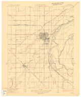 California (Fresno County) Sanger quadrangle[cartographic material].
