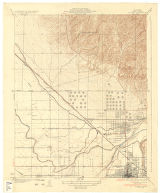 California (Kern County) Oildale quadrangle[cartographic material] /topography by C.A. Stonesifer,...