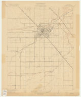 California (Madera County) Madera quadrangle[cartographic material].