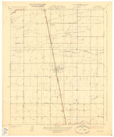 California (Tulare County) Tipton quadrangle[cartographic material] /topography by E.S. Rickard.