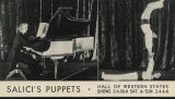 Salici 's Puppets, Hall of Western States