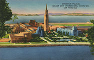 Exhibition Palaces, Golden Gate International Exposition, San Francisco