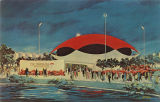 "The Travelers Insurance Companies Pavilion, New York World's Fair, 1964-1965, ""The Triumph of..."