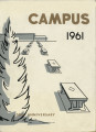 1961  The Campus  50th Anniversary Edition